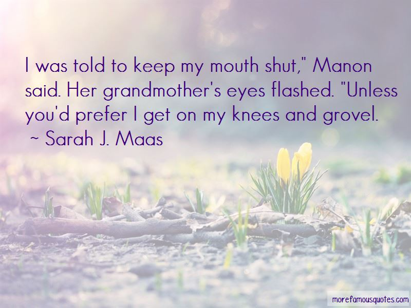 Keep My Mouth Shut Quotes Pictures 2