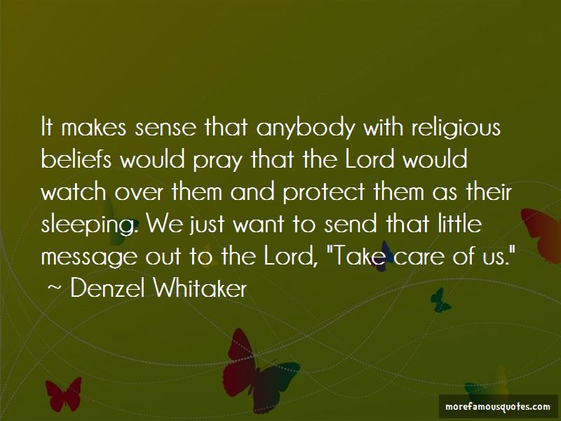 Lord Watch Over Us Quotes Pictures 3