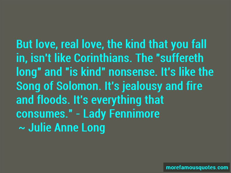 Love Consumes Me Quotes