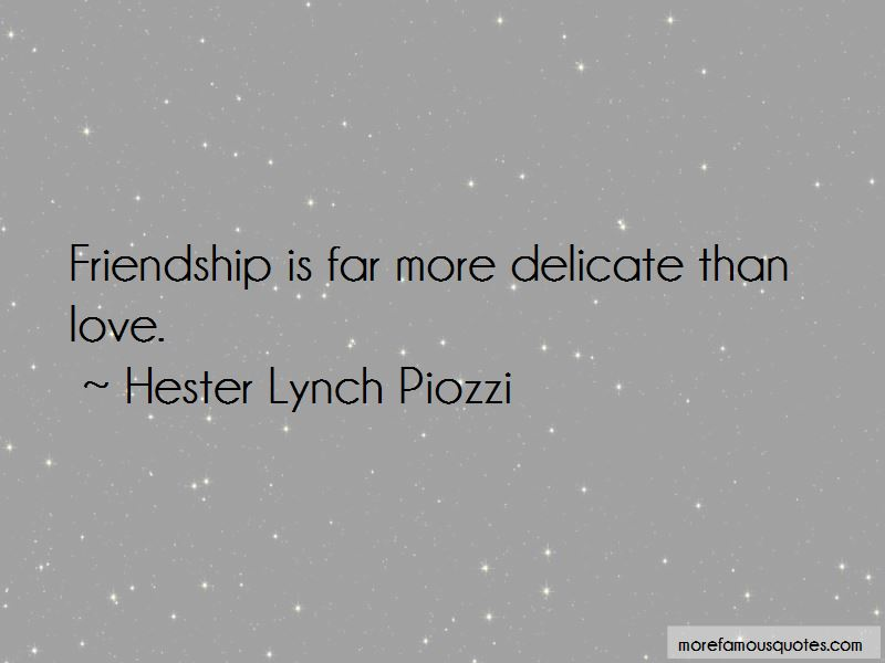 Love Our Friendship Quotes
