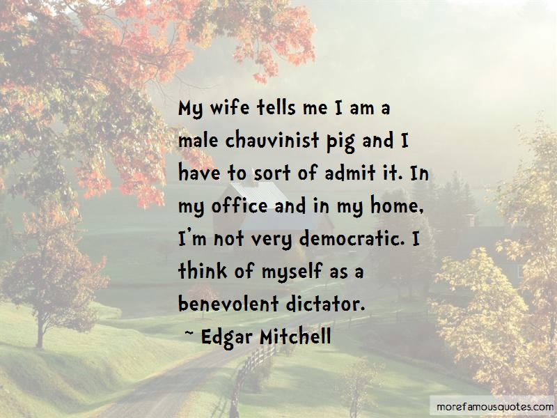 Male Chauvinist Pig Quotes Pictures 2
