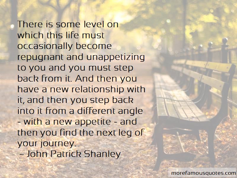 Next Step Relationship Quotes: top 6 quotes about Next Step