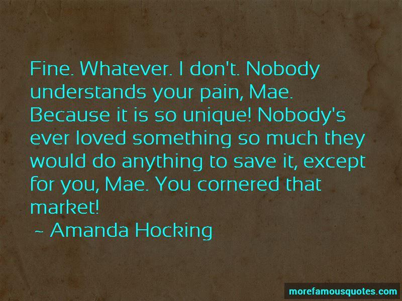 Nobody Understands Us Quotes Pictures 3