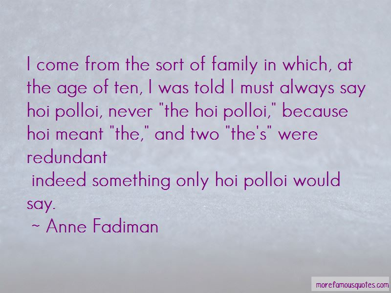 Oi Polloi Quotes Pictures 3