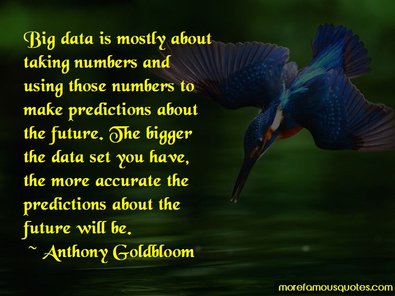 Predictions About The Future Quotes Pictures 2