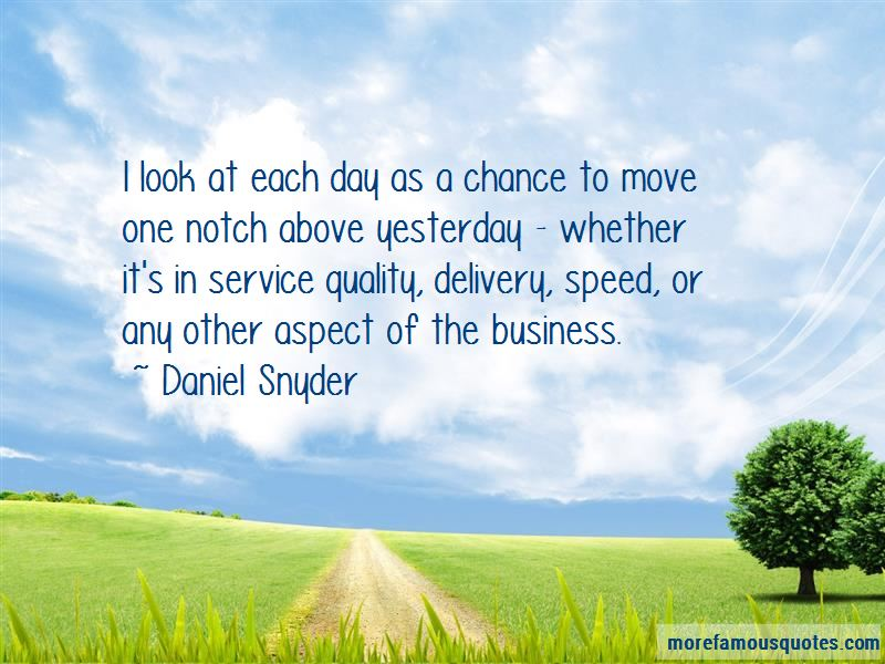 Quality Service Delivery Quotes