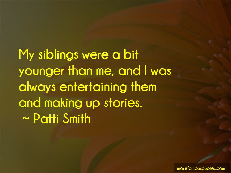 3 Siblings Quotes Pictures 2