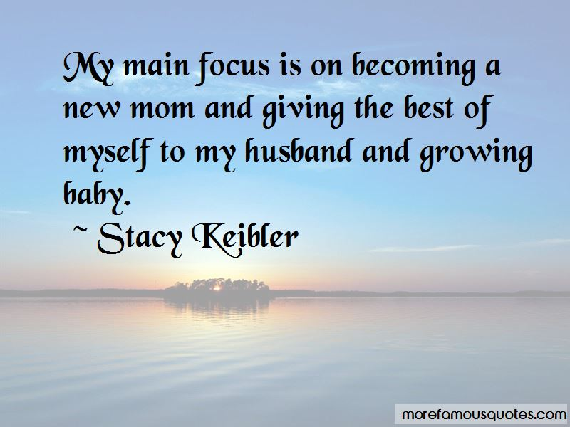 Quotes About A Baby Growing Up