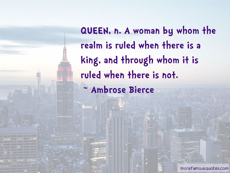 Quotes About A King And His Queen