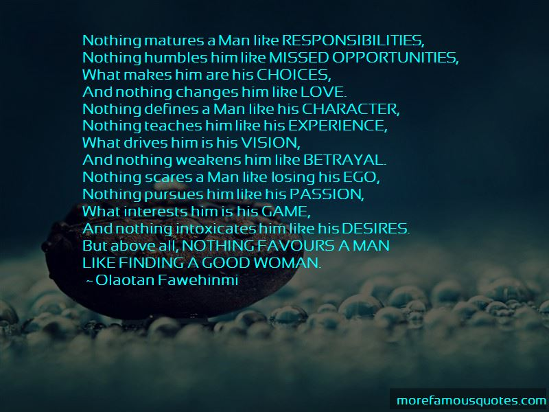 Quotes About A Man Finding A Good Woman: top 2 A Man Finding ...