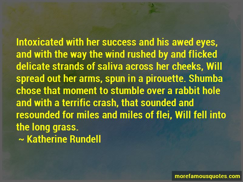Quotes About A Rabbit Hole