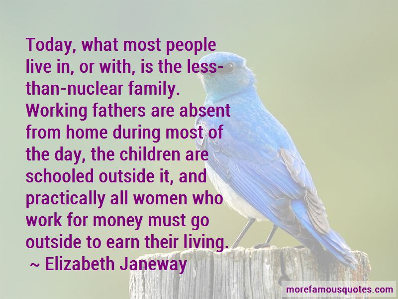 Quotes About Absent Family