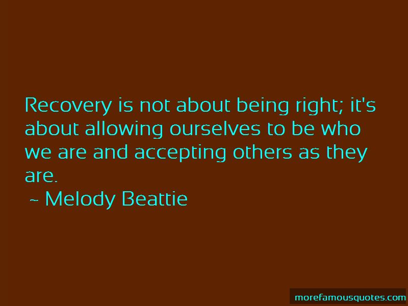 Quotes About Accepting Others As They Are