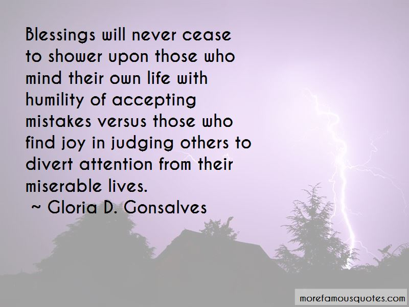 Quotes About Accepting Others Mistakes