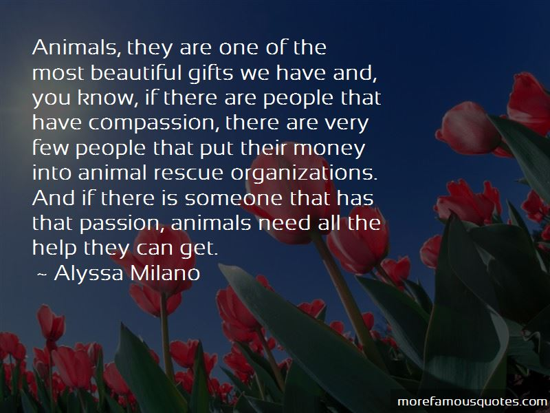 Quotes About Animal Rescue: top 12 Animal Rescue quotes from ...