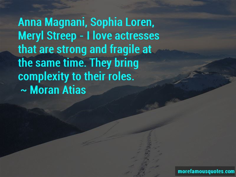 Quotes About Anna Magnani