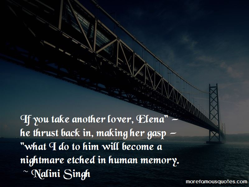 Quotes About Another Lover