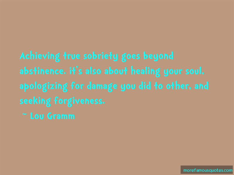 Quotes About Apologizing And Forgiveness