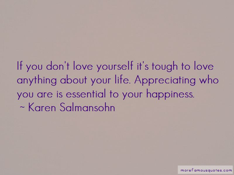 Appreciating Your Life Quotes Pictures 4