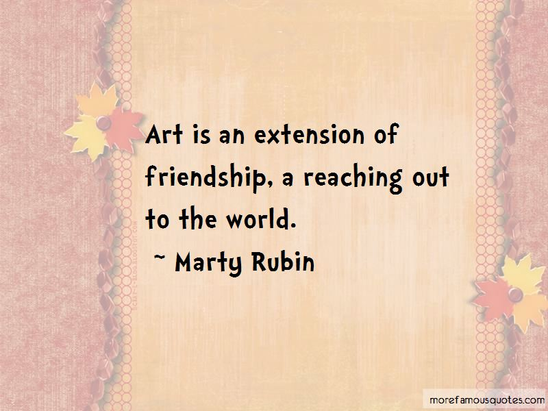 Art And Friendship Quotes Pictures 3