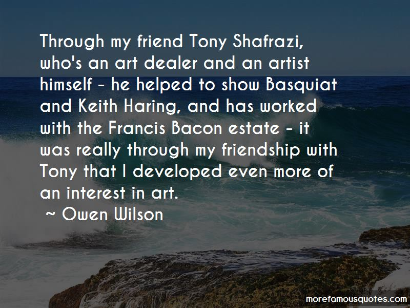 Quotes About Art And Friendship