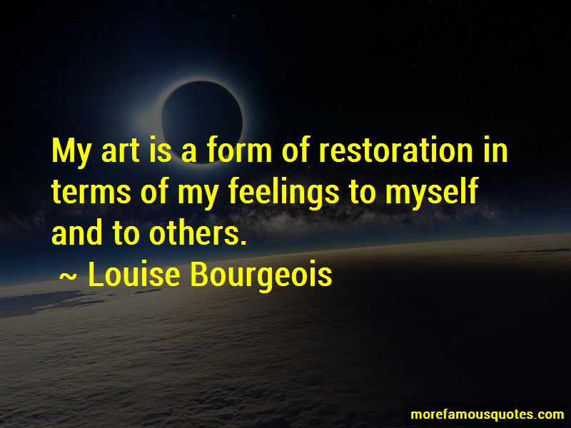 Quotes About Art Restoration