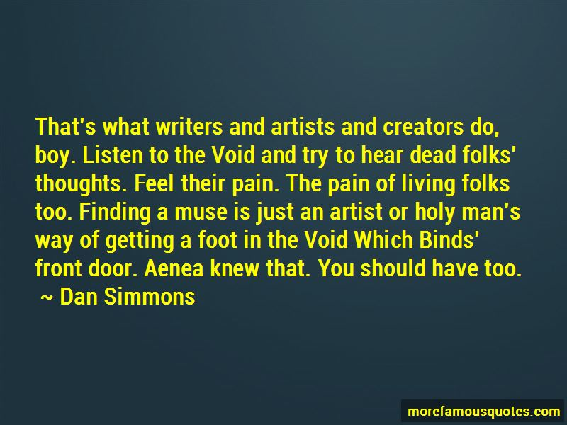 Quotes About Artists And Pain