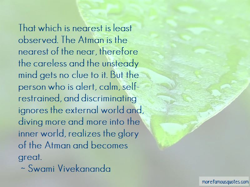 Quotes About Atman