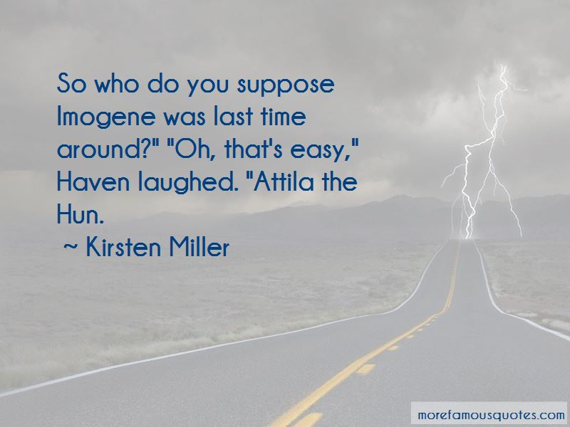 Quotes About Attila