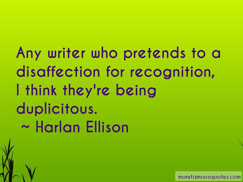 Quotes About Being Duplicitous