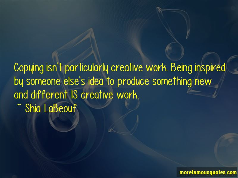 Quotes About Being Inspired By Someone
