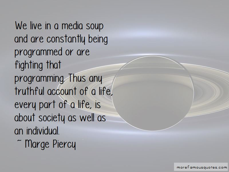 Being Programmed Quotes Pictures 3