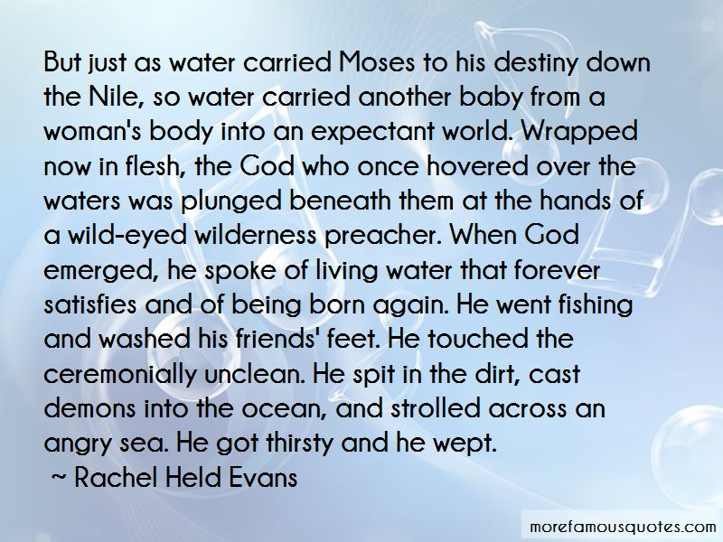 Quotes About Being Thirsty For God