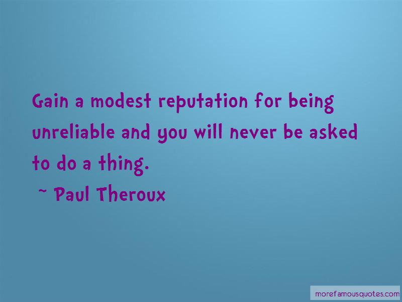 Being Unreliable Quotes Pictures 2