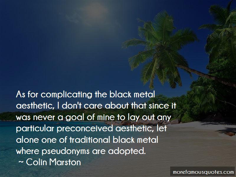 Black Metal Quotes Pictures 3