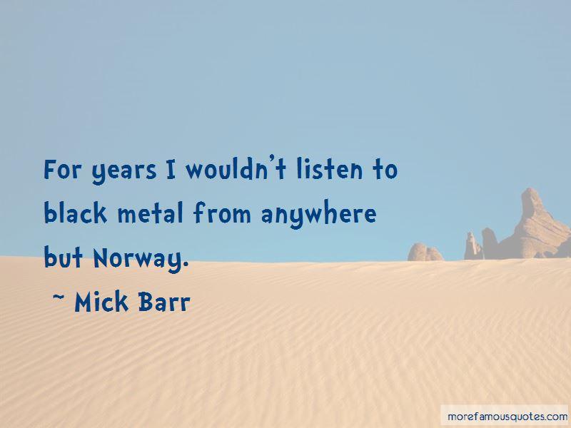 Black Metal Quotes Pictures 4