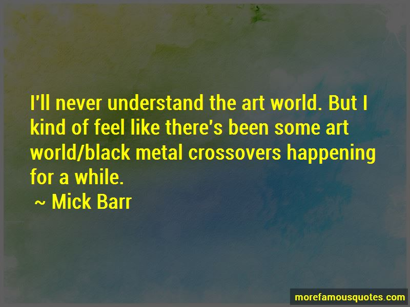 Quotes About Black Metal