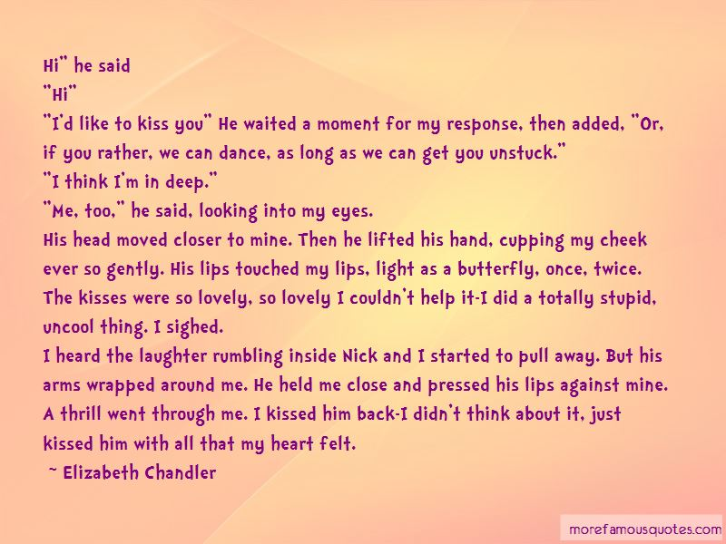 Butterfly Kisses Quotes Pictures 3