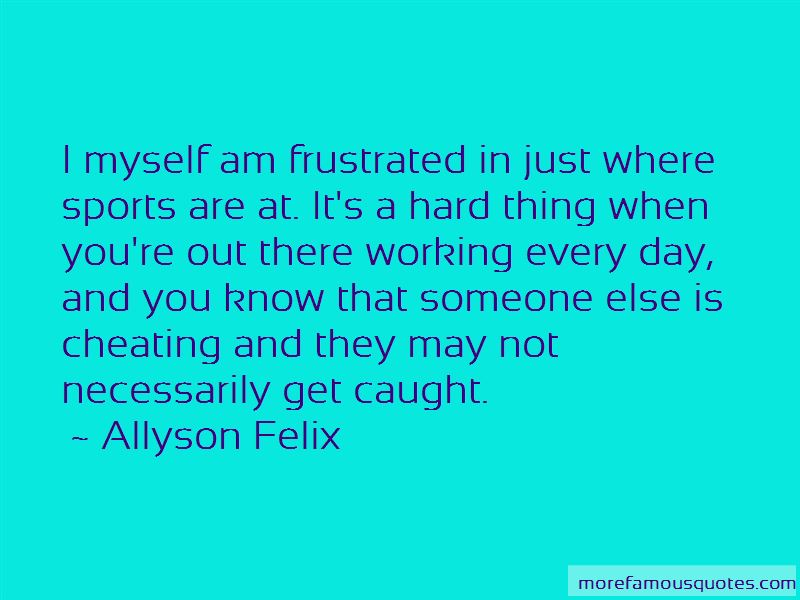 Cheating In Sports Quotes Pictures 3