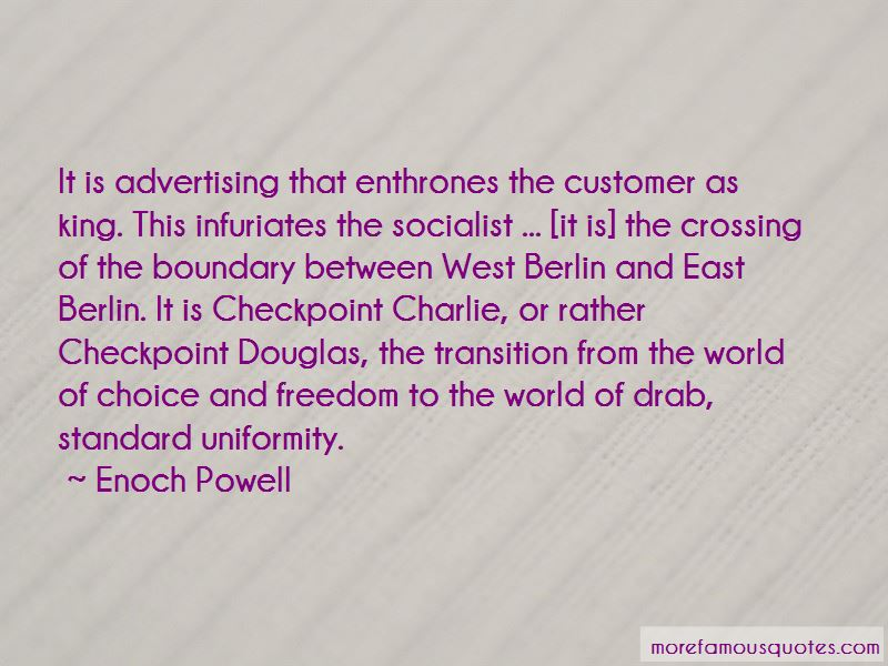 Quotes About Choice And Freedom