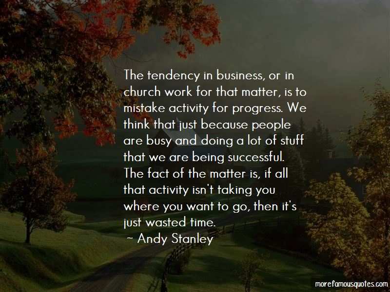 Quotes About Church Work