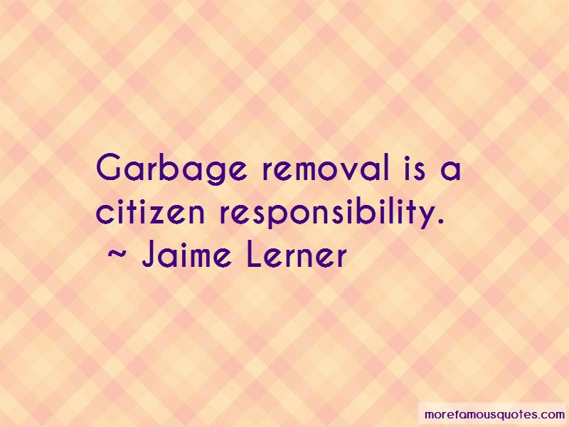 Quotes About Citizen Responsibility