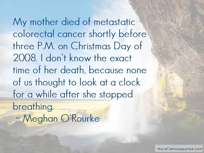 Quotes About Colorectal Cancer Top 3 Colorectal Cancer Quotes From Famous Authors
