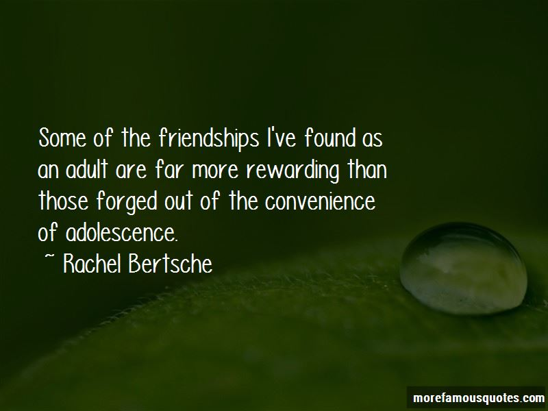 Quotes About Convenience Friendships