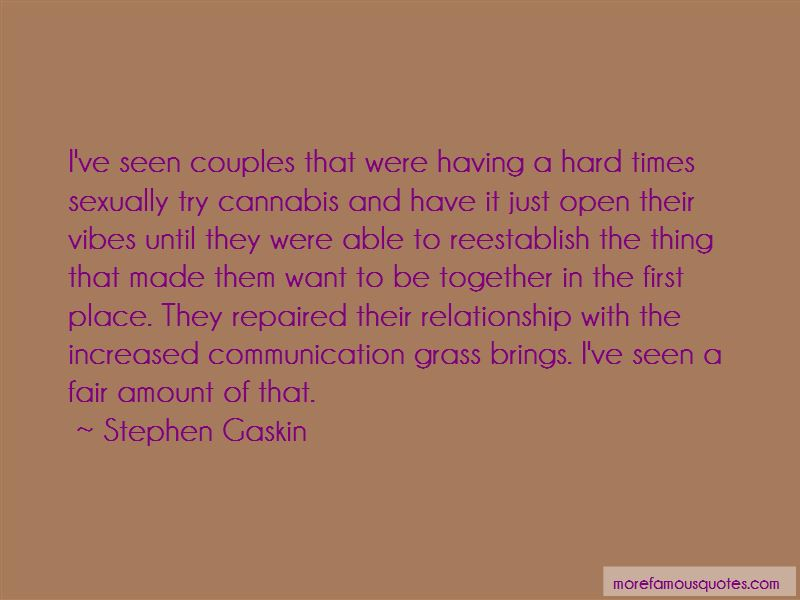 Quotes About Couples And Hard Times