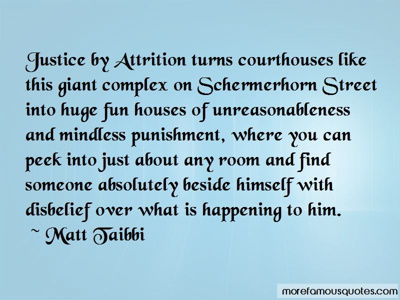 Quotes About Courthouses