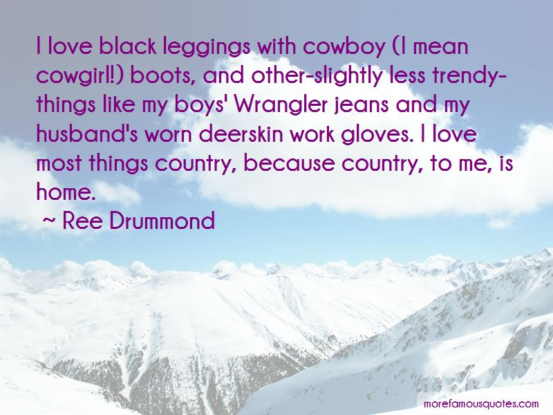 Quotes About Cowboy And Cowgirl Love