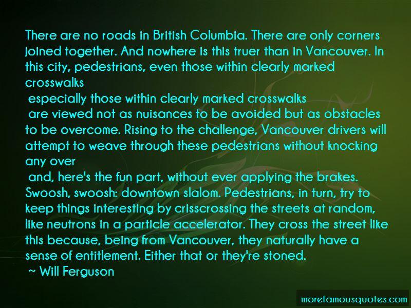 Crosswalks Quotes Pictures 2