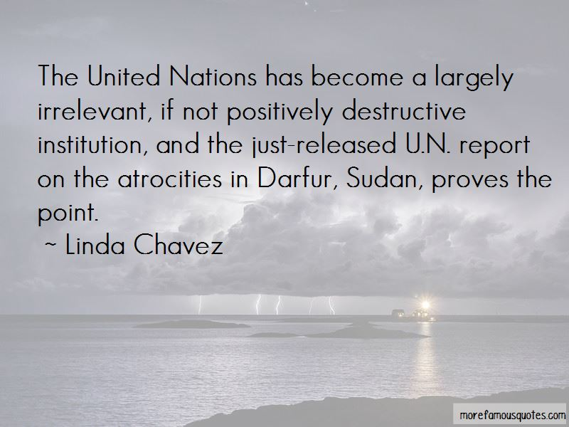 Quotes About Darfur