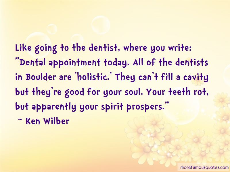 Quotes About Dentists
